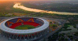 মোদির নামে বিশ্বের সবচেয়ে বড় ক্রিকেট স্টেডিয়াম