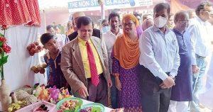 নাটোরে মাসব্যাপী 'বিসিক-ঐক্য স্বাধীনতা মেলা' শুরু